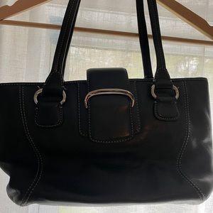 Vintage Cole Haan Leather bag